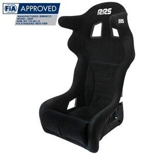 Седалка RRS GRIP 2 черна FIA